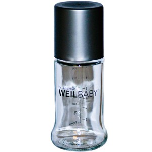 Dr Weil Glass Baby Bottle