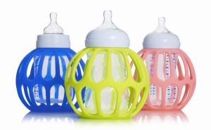babyba silicone bottle protector