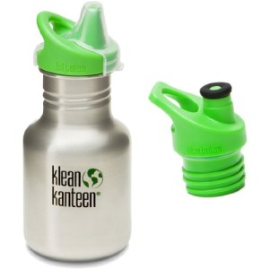 klean kanteen sippy bottle