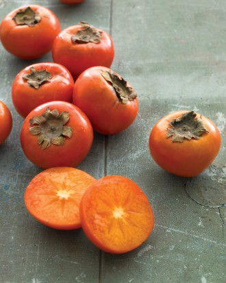 Martha Stewarts Persimmons Picture