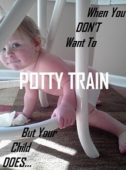 ready to potty train
