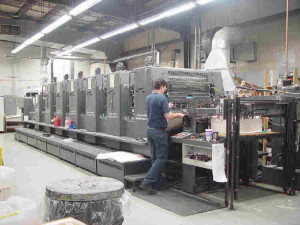 Heidelberg Six Color Press Photo Credit:http://www.printersads.com/02A-390-Data-102104.htm